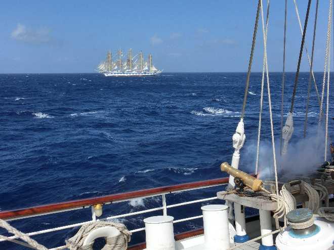 Tag 2 auf der Kreuzfahrt mit der Starclippe durch die Karibik 1