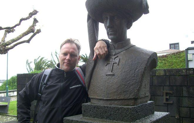 Heinrich der Seefahrer und Hein Daddel, Jörg Baldin.