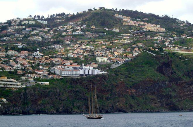 Funchal auf Madeira_2