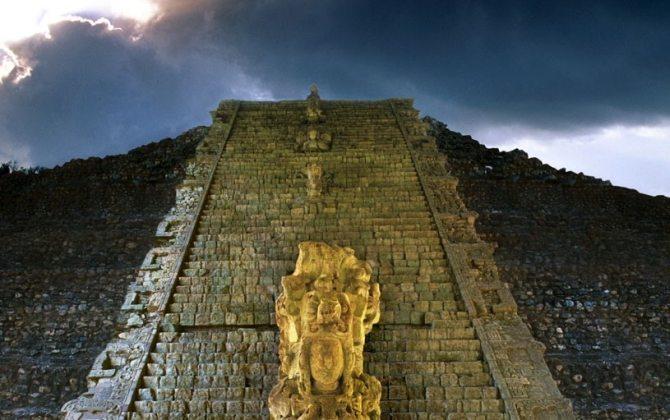 Copán-Ruinen, Honduras