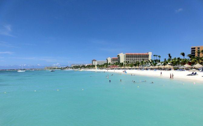 Aruba B2