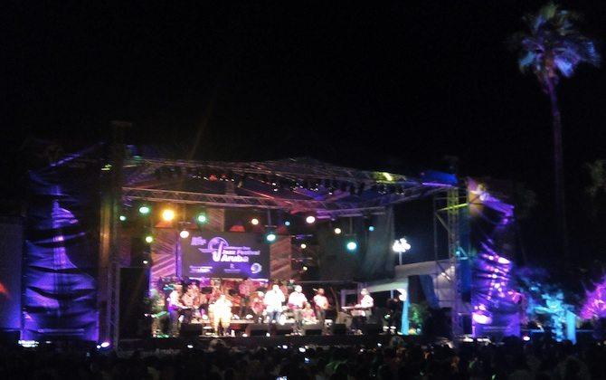 Carribean Sea Jazzfestival auf Aruba