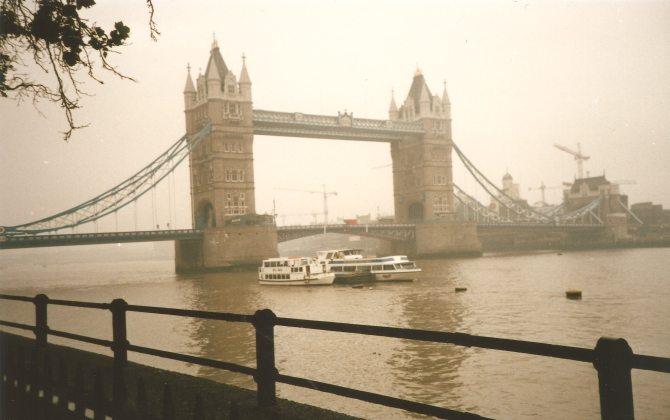 "Reiseblog BREITENGRAD53 Die fünf ""Must-Do's"" in London"