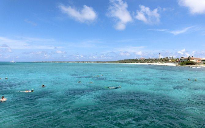 Schnorcheln auf Aruba