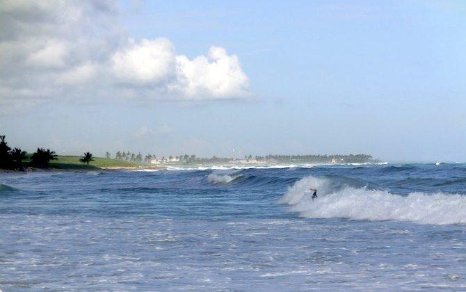 Playa El Macao ist ein Traumstrand in der Dominikanischen Republik_2