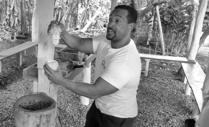Kakao aus der Dominikanischen Republik