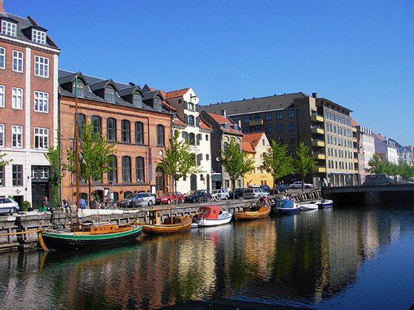 Kopenhagen Urlaub im August