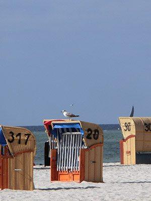 Ostsee Urlaub im August