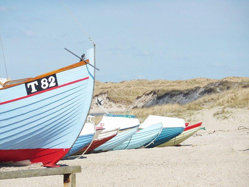 Urlaub in Dänemark im September