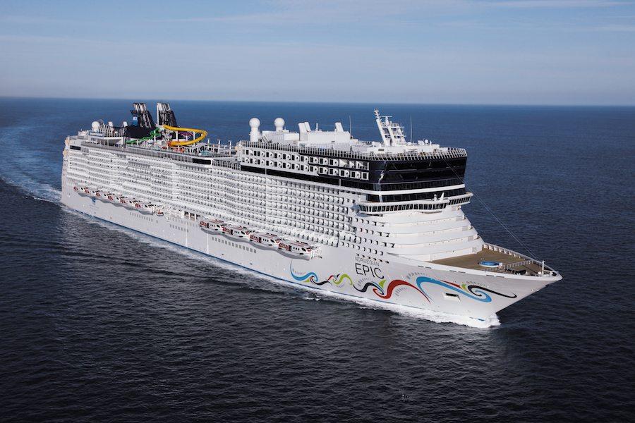 Kreuzfahrten - Norwegian Cruise Line - NCL - Norwegian Epic
