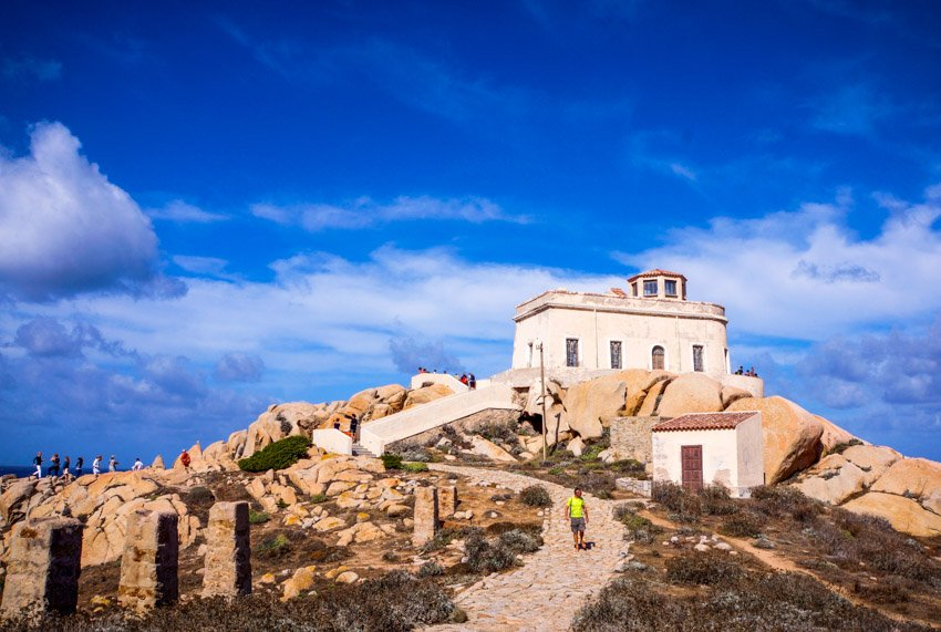 Urlaub auf Sardinien - Martin Cyris - Aussichtspunkt im Norden, Foto Martin Cyris