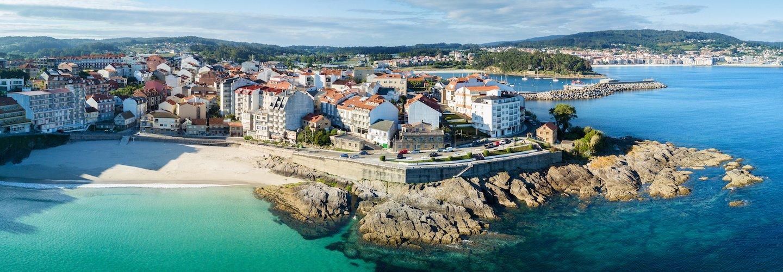 Galicien Spanien Urlaub Pontevedra