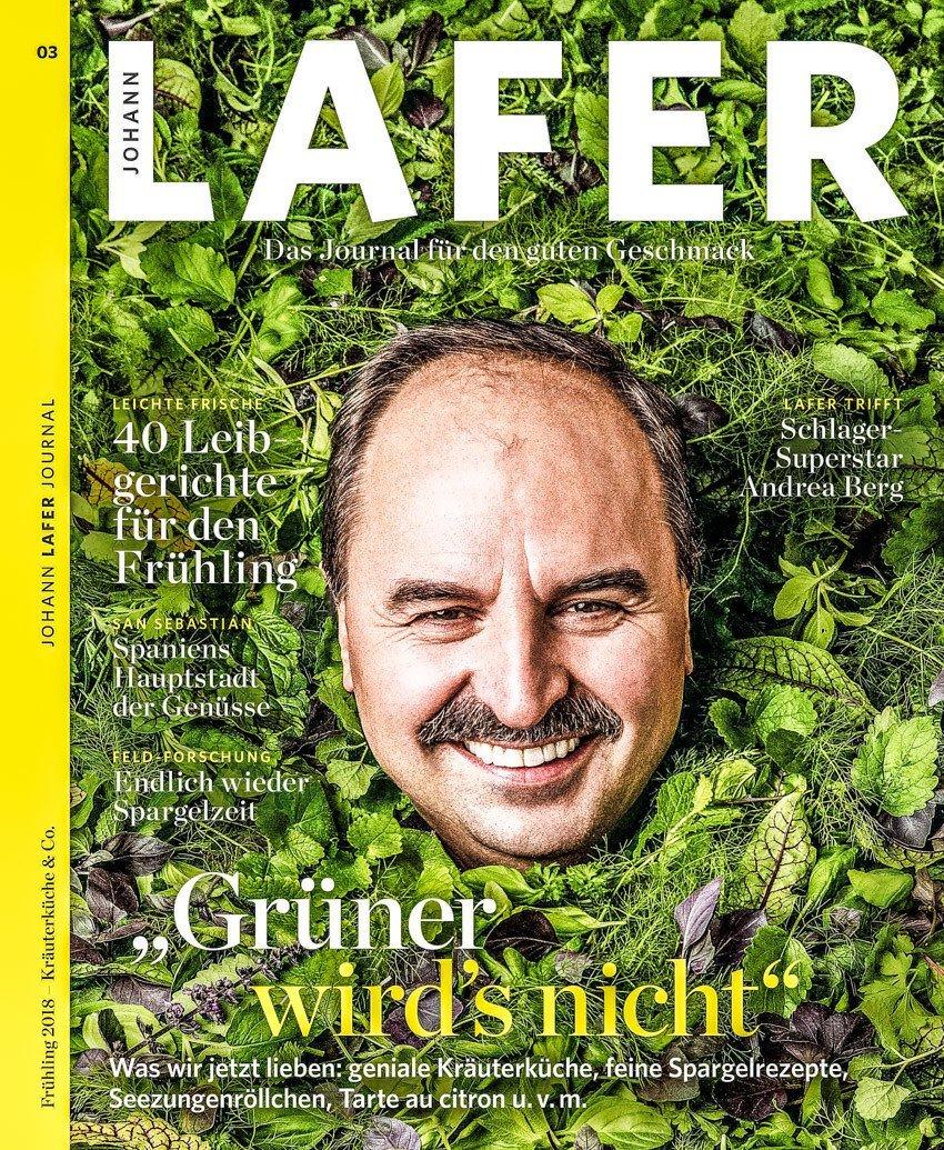 Interview mit Johan Lafer (3 von 3)
