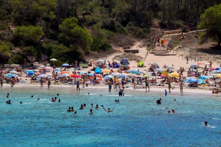 Urlaub im September Balearen