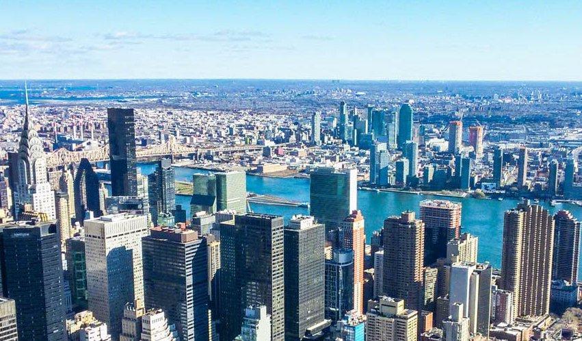 Urlaub im September New York
