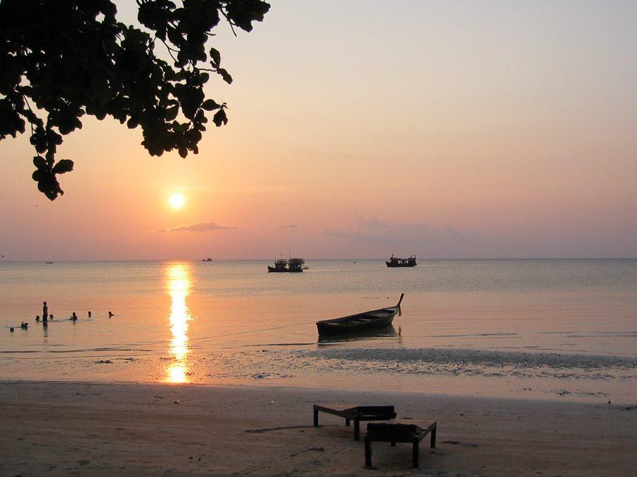 Urlaub im September Thailand