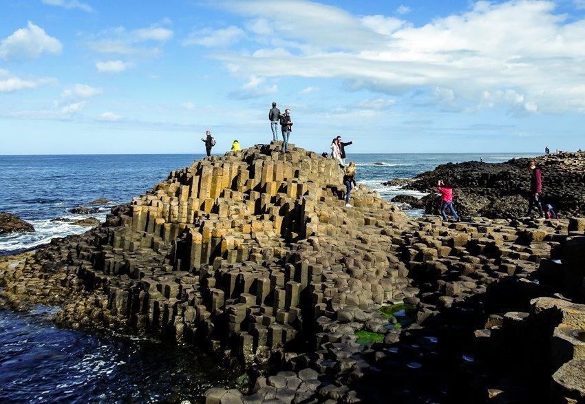 Giants Causeway - Urlaub in Irland - Wilfried Geiselhart (1 von 14)