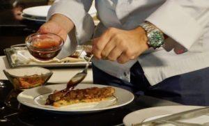 Die MSC Meraviglia unterwegs in kulinarischer Mission