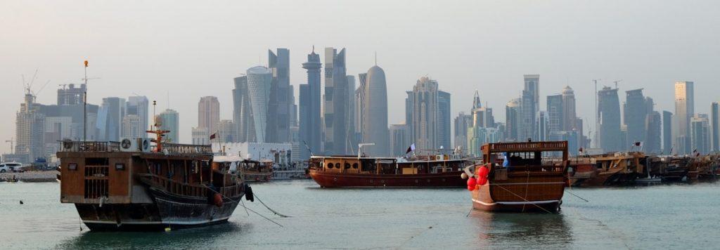 Katar 1024x356 - Katar: Blick hinter den Schleier
