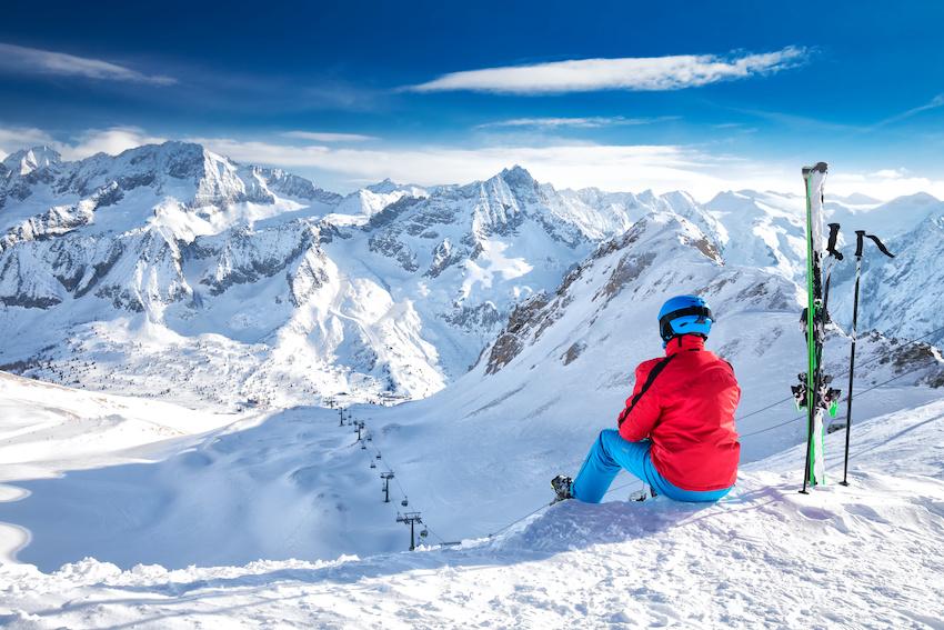 Urlaub im Dezember Österreich