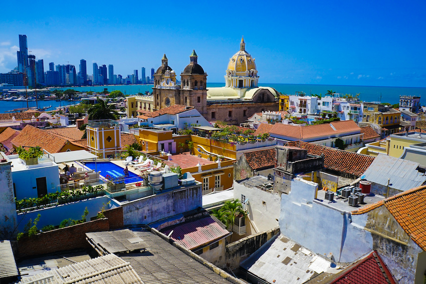 urlaub im maerz cartagena kolumbien