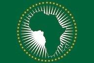 Flagge Afrikanische Union
