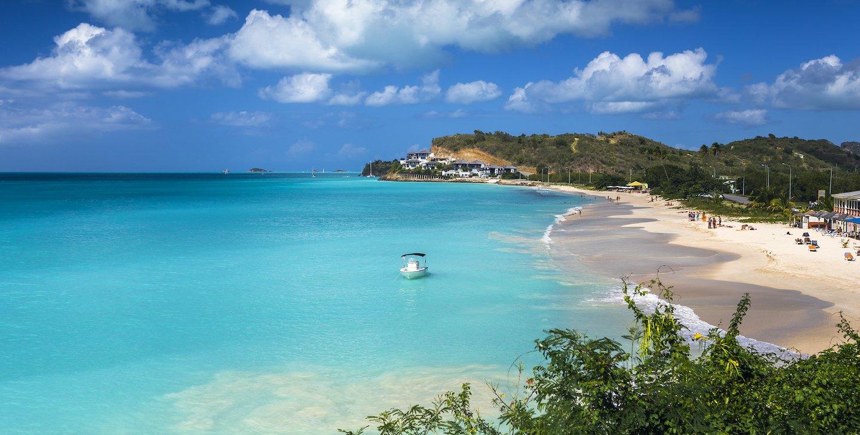 Segeln Antigua Karibik