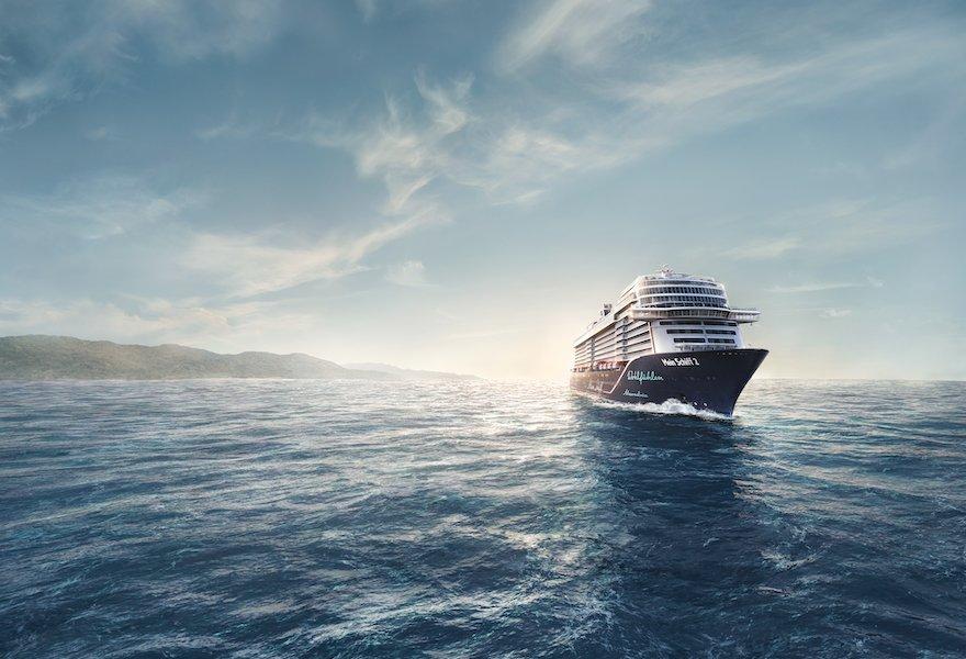 Neue Mein Schiff 2 Außenansicht