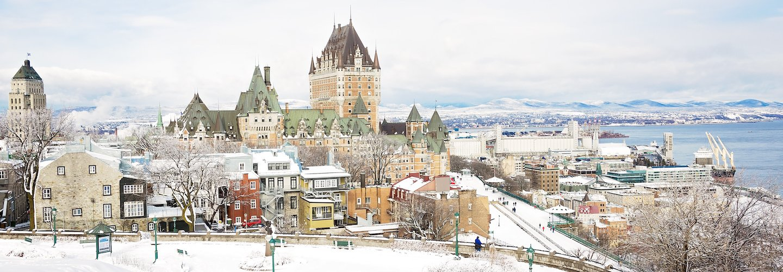 Urlaub in Quebec