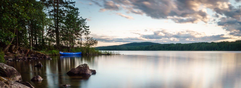 Urlaub in Schweden, Värmland