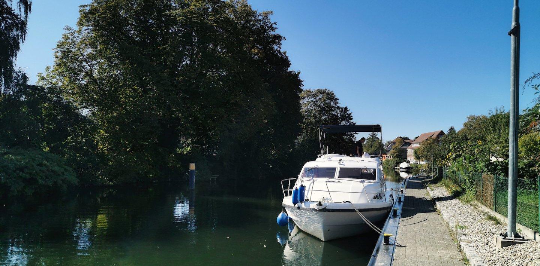 Hausboot Fleesensee