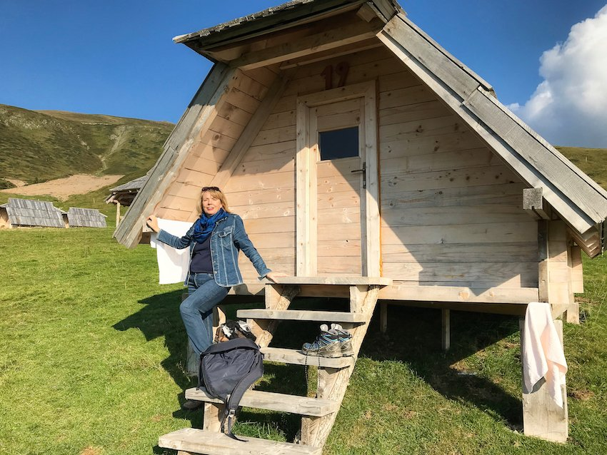 Katun Vranjak ist ein beliebter Ausgangspunkt für Wanderer