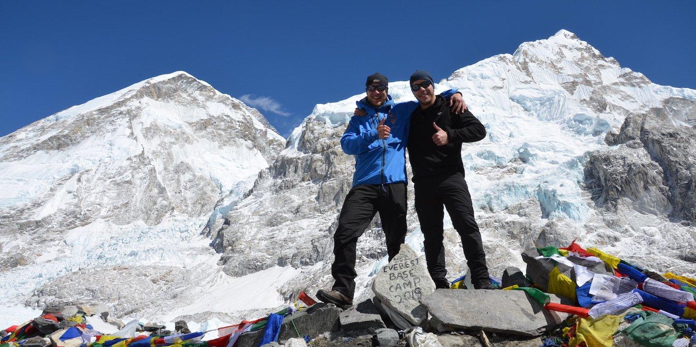 Mount Everest Tagebuch
