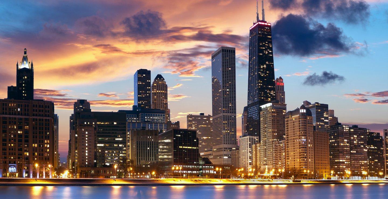 Chicago Staedtereise