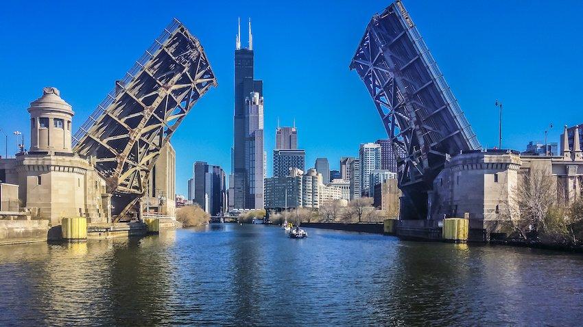 Städtereise Chicago - Chicago Willis Tower