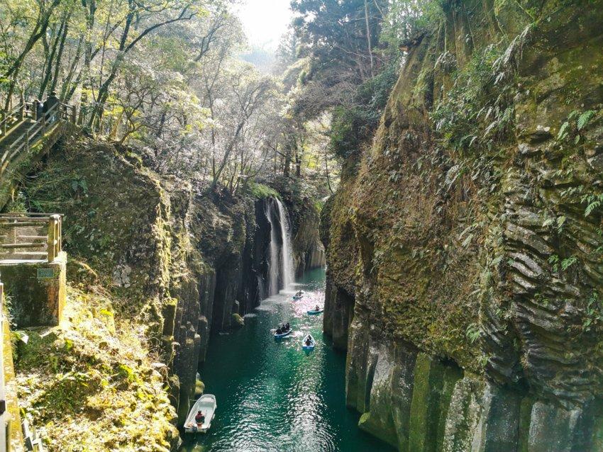Kyushu - Japan - Reise - Takachiho