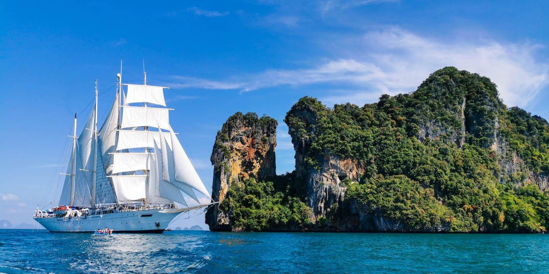 Star Clipper - Andaman Sea