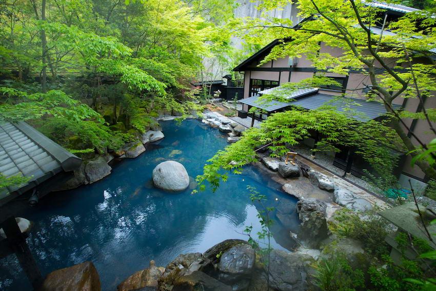 Kyushu - Japan - Reise - Kurokawa