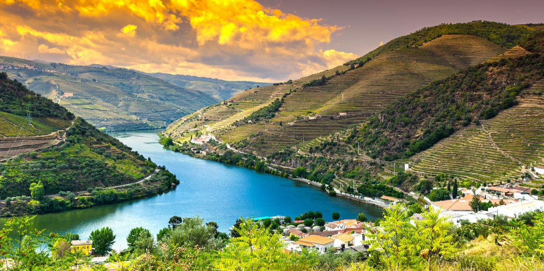 Flusskreuzfahrt Douro Porto Portugal