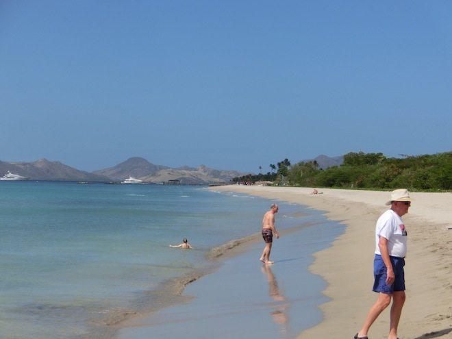 Segeln mit der Star Clipper in der Karibik_ Insel Nevis_4