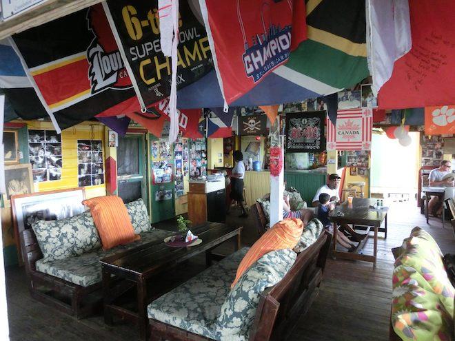 Segeln mit der Star Flyer in der Karibik _Nevis 6